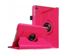 RIO dėklas Apple iPad mini 4, Apple iPad mini 5 planšetėms rožinės spalvos
