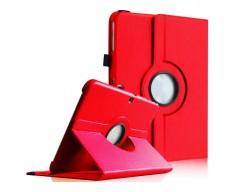 RIO dėklas Samsung Galaxy Tab 3 10.1 planšetėms raudonos spalvos