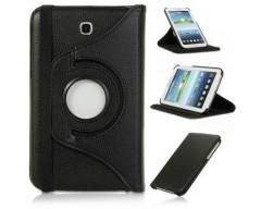 RIO dėklas Samsung Galaxy Tab 3 7.0 planšetėms juodos spalvos