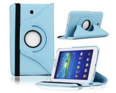 RIO dėklas Samsung Galaxy Tab 3 7.0 planšetėms žydros spalvos