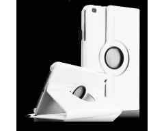 RIO dėklas Samsung Galaxy Tab 3 8.0 planšetėms baltos spalvos