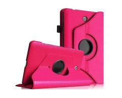 RIO dėklas Samsung Galaxy Tab 4 7.0 planšetėms rožinės spalvos