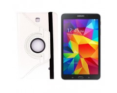 RIO dėklas Samsung Galaxy Tab 4 8.0 planšetėms baltos spalvos