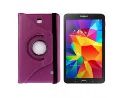 RIO dėklas Samsung Galaxy Tab 4 8.0 planšetėms violetinės spalvos