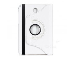 RIO dėklas Samsung Galaxy Tab A 8.0 planšetėms baltos spalvos