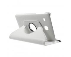 RIO dėklas Samsung Galaxy Tab E 8.0 planšetėms baltos spalvos