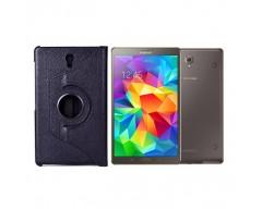 RIO dėklas Samsung Galaxy Tab S 8.4 planšetėms juodos spalvos