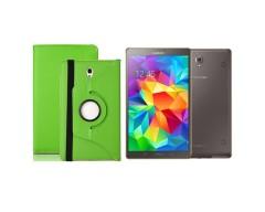 RIO dėklas Samsung Galaxy Tab S 8.4 planšetėms salotinės spalvos