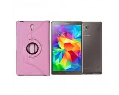 RIO dėklas Samsung Galaxy Tab S 8.4 planšetėms šviesiai rožinės spalvos