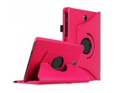 RIO dėklas Samsung Galaxy Tab S2 8.0 planšetėms rožinės spalvos