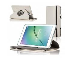 RIO dėklas Samsung Galaxy Tab S2 9.7 planšetėms baltos spalvos