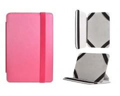 Ultra 8.4 universalus dėklas planšetiniams kompiuteriams rožinės spalvos