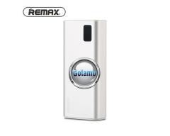 Remax Mini Pro išorinė baterija akumuliatorius (Power Bank) 10000mAh sidabro spalvos