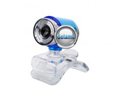 Kompiuterio kamera Webcam 1280 x 720 JetView žydros spalvos