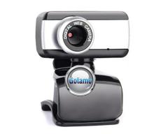 Kompiuterio kamera Webcam 640 x 480 Silver-S