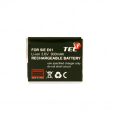 Akumuliatorius baterija BenQ - Siemens E61 mobiliesiems telefonams didesnės talpos Klaipėda | Plungė | Plungė