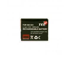 Akumuliatorius baterija BenQ - Siemens E61 mobiliesiems telefonams didesnės talpos