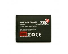 Akumuliatorius baterija BL-4S Nokia mobiliesiems telefonams didesnės talpos