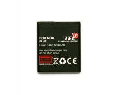 Akumuliatorius baterija BL-5F Nokia mobiliesiems telefonams didesnės talpos