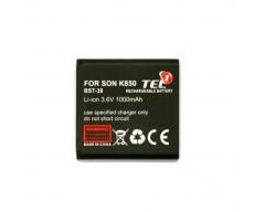 Akumuliatorius baterija BST-38 Sony Ericsson mobiliesiems telefonams didesnės talpos