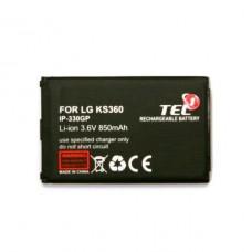 Akumuliatorius baterija IP-330GP LG mobiliesiems telefonams didesnės talpos Kaunas | Vilnius | Klaipėda
