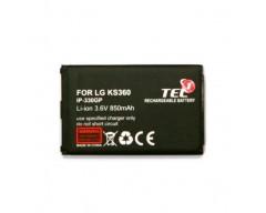 Akumuliatorius baterija IP-330GP LG mobiliesiems telefonams didesnės talpos