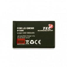 Akumuliatorius baterija IP-430N LG mobiliesiems telefonams Palanga | Šiauliai | Telšiai