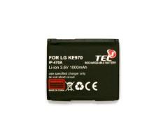 Akumuliatorius baterija IP-470A LG mobiliesiems telefonams didesnės talpos