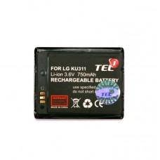 Akumuliatorius baterija LG KU311 mobiliesiems telefonams Telšiai | Šiauliai | Plungė