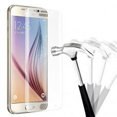 Apsauga ekranui gaubtas grūdintas stiklas Samsung Galaxy S6 edge mobiliesiems telefonams itin skaidrus Šiauliai | Kaunas | Šiauliai