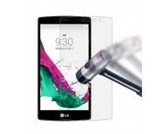 Apsauga ekranui grūdintas stiklas LG G4s G4 Beat mobiliesiems telefonams