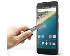 Apsauga ekranui grūdintas stiklas LG Google Nexus 5X mobiliesiems telefonams