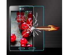Apsauga ekranui grūdintas stiklas LG Optimus L9 II mobiliesiems telefonams