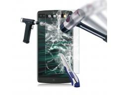 Apsauga ekranui grūdintas stiklas LG V10 mobiliesiems telefonams