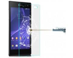Apsauga ekranui grūdintas stiklas Sony Xperia C4 mobiliesiems telefonams
