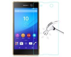 Apsauga ekranui grūdintas stiklas Sony Xperia M5 mobiliesiems telefonams