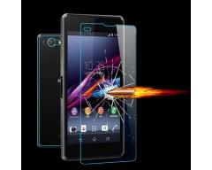 Apsauga ekranui grūdintas stiklas Sony Xperia Z1 Compact, Z1 mini mobiliesiems telefonams