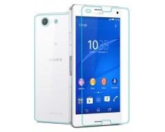 Apsauga ekranui ir nugarėlei grūdintas stiklas Sony Xperia Z3 Compact mobiliesiems telefonams