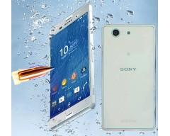 Apsauga ekranui ir nugarėlei grūdintas stiklas Sony Xperia Z3 mobiliesiems telefonams
