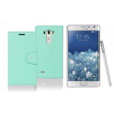 Goospery Sonata Diary dėklas Samsung Galaxy Note Edge mobiliesiems telefonams mėtinės spalvos Plungė | Telšiai | Šiauliai
