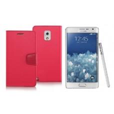 Goospery Sonata Diary dėklas Samsung Galaxy Note Edge mobiliesiems telefonams rožinės spalvos Plungė | Šiauliai | Telšiai