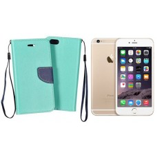 Manager dėklas Apple iPhone 6 Plus 6s Plus mobiliesiems telefonams mėtinės spalvos Šiauliai | Šiauliai | Kaunas