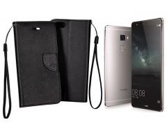 Manager dėklas Huawei Mate S mobiliesiems telefonams juodos spalvos