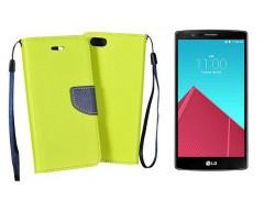 Manager dėklas LG G4 mobiliesiems telefonams salotinės spalvos