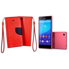 Manager dėklas Sony Xperia M4 Aqua mobiliesiems telefonams raudonos spalvos Palanga | Palanga | Palanga