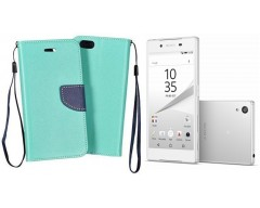 Manager dėklas Sony Xperia Z5 mobiliesiems telefonams mėtinės spalvos