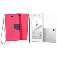 Manager dėklas Sony Xperia Z5 mobiliesiems telefonams rožinės spalvos Plungė | Šiauliai | Šiauliai