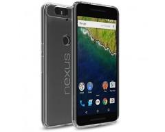 Skin silikoninis dėklas Huawei Nexus 6P telefonams