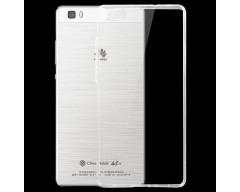 Skin silikoninis dėklas Huawei P8 Lite telefonams