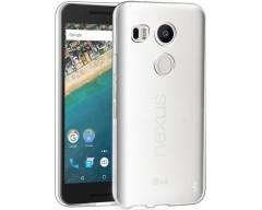 Skin silikoninis dėklas LG Google Nexus 5X telefonams